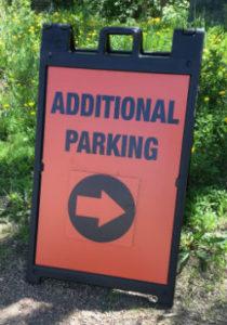 Parking sign (1)